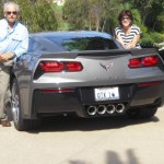 Alan & Marcia's 2016 shark grey metallic C7 coupe