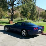 Bill's 2004 C5 blue coupe