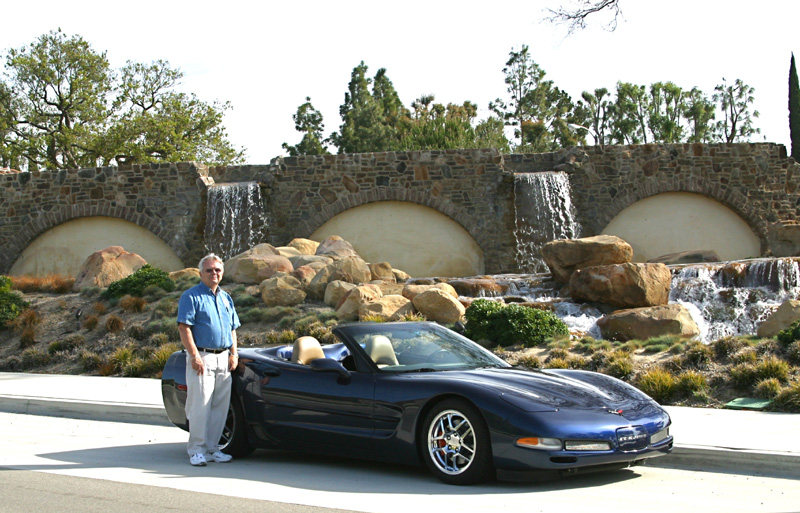 Dick & Gayle's 2000 convertible