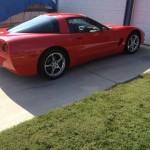 Don's red C5 Coupe