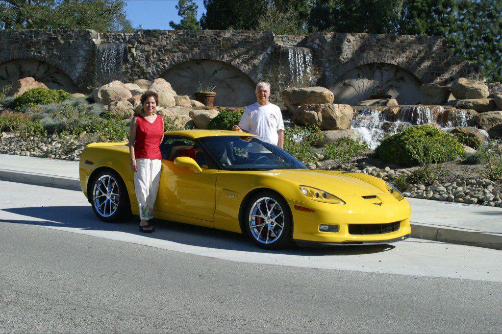 Eric & Thelma's 2009 Z06