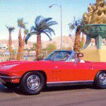 Jim & Mary Ann's 1966 convertible