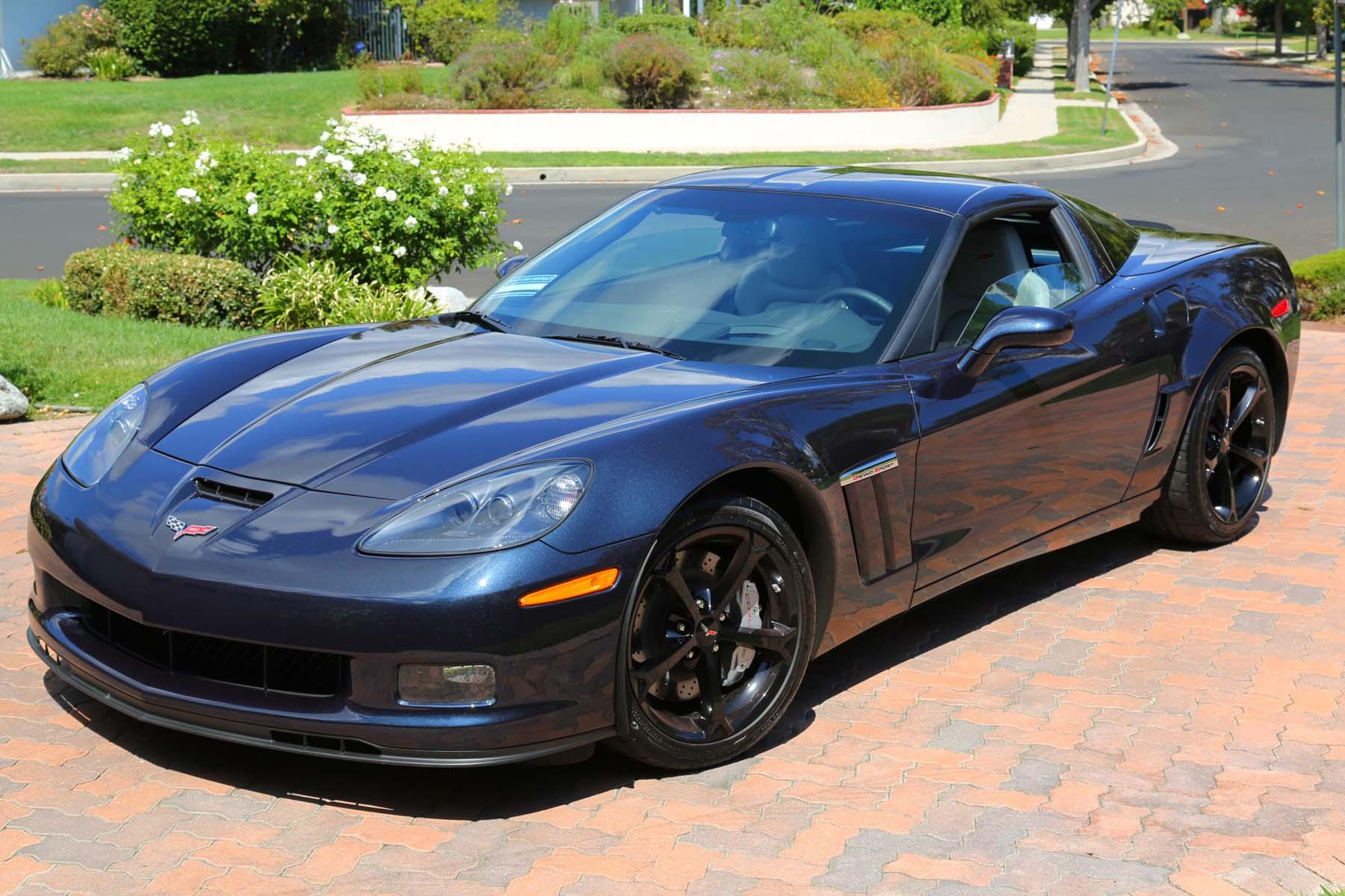 2013 Corvette Parts Accessories West Coast Corvettes