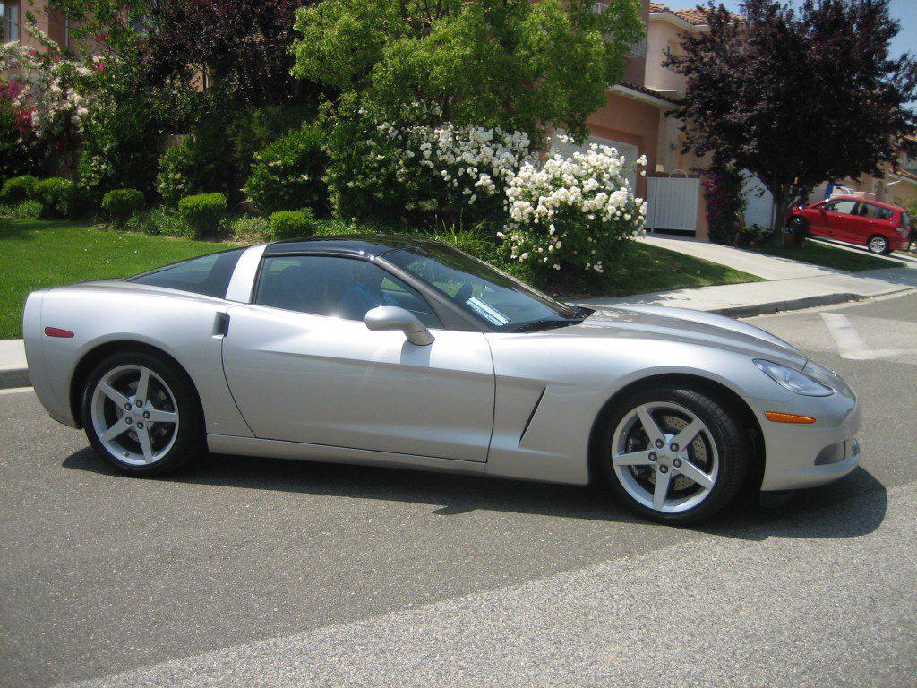 West Coast Corvette >> Marvin & Francine's silver C6 Coupe | Simi Valley Corvettes