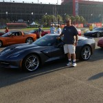 Randy & Carolyn's 2014 grey C7