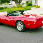 Robert's 1996 LT4 convertible