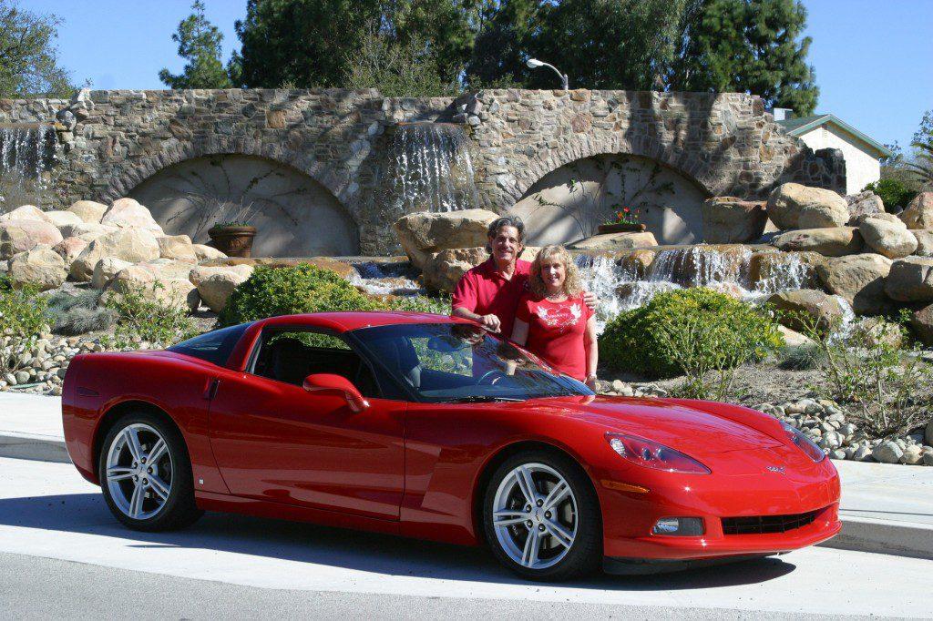Steve & Sheila's 2009 coupe