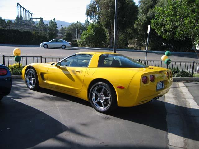 Tom & Chris's 2002 coupe