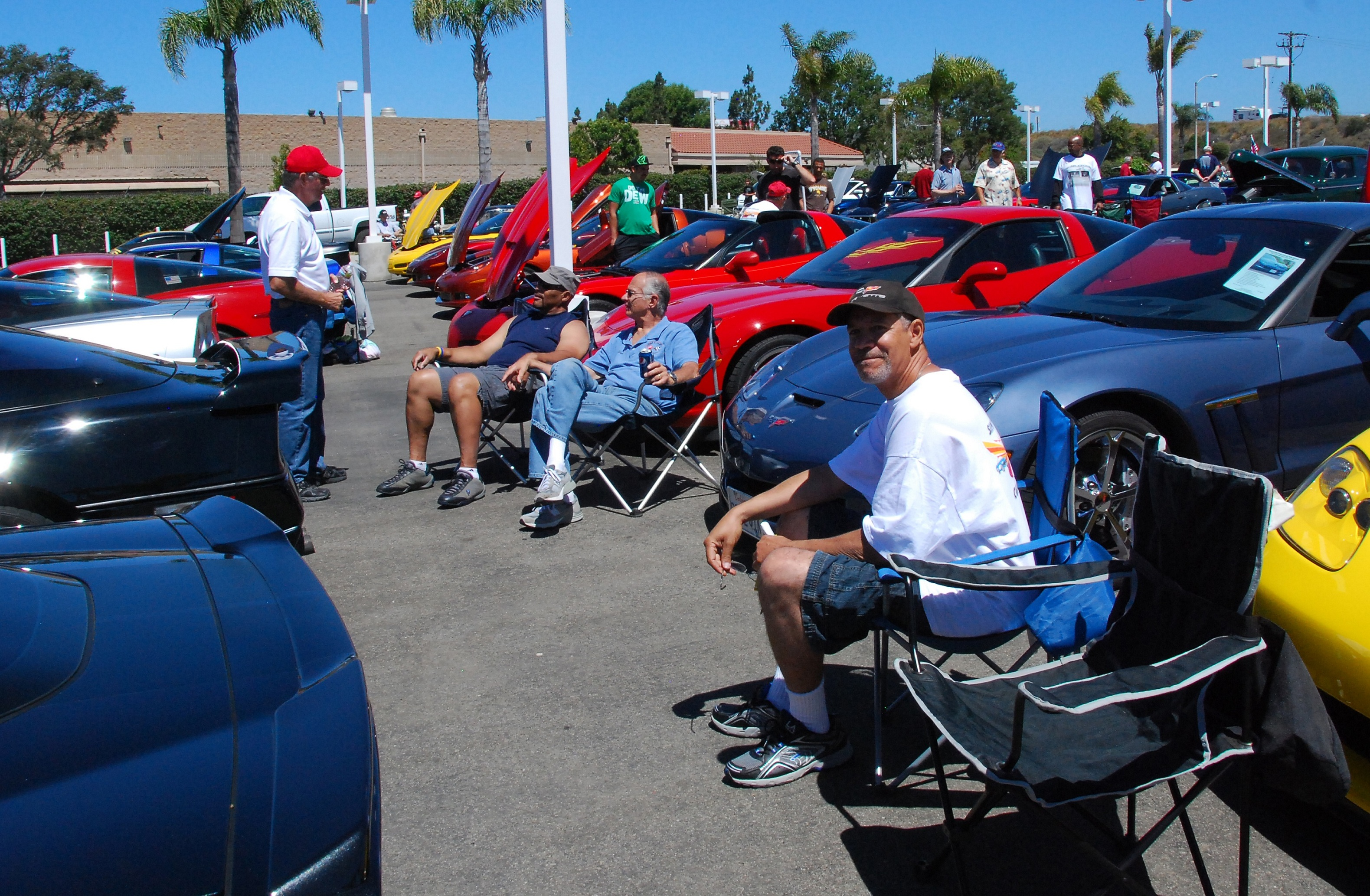 of members made the trip to paradise chevrolet off the 101 in ventura. Cars Review. Best American Auto & Cars Review