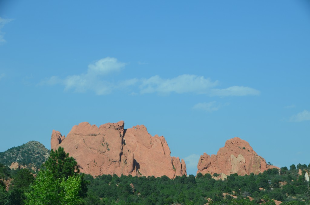 Garden of the Gods, 2
